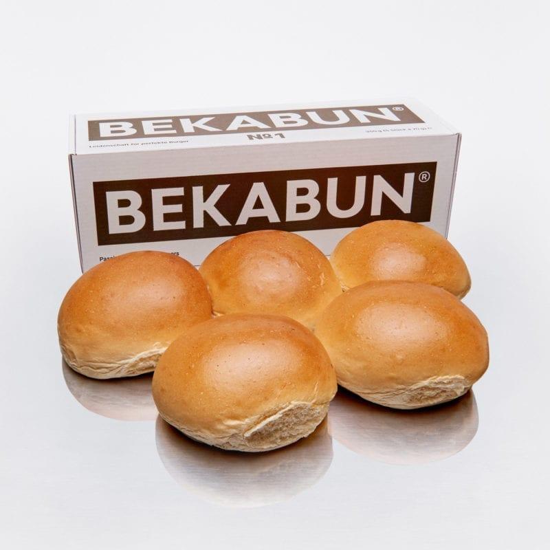 BEKABUN® No1 Classic Burger Brötchen Online bestellen und liefern lassen