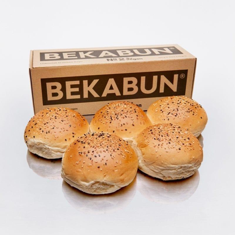 BEKABUN® No2 Burger Buns Online kaufen und nach Hause liefern lassen