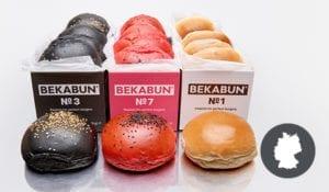 BEKABUN® Burger Buns Online kaufen und nach Hause liefern lassen
